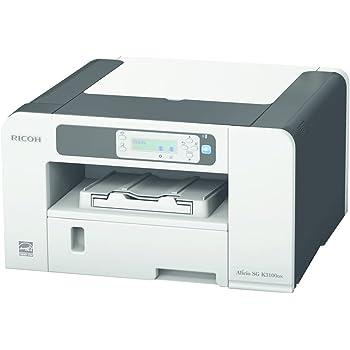 Ricoh Aficio SG 3110DN - Impresora de Tinta B/N 29 PPM, Color 29 ...