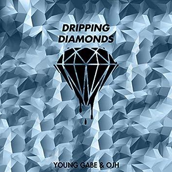 Dripping Diamonds