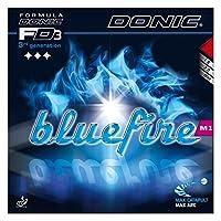 DONIC(ドニック) 卓球 ブルーファイア M1 裏ソフトラバー ブラック 2.0 AL063