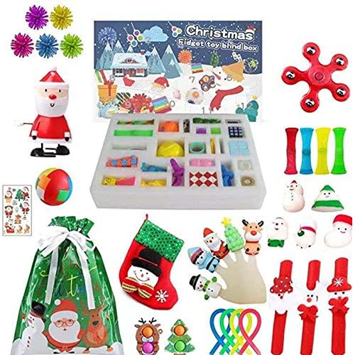 2021 Christmas Countdown Calendar, Christmas...
