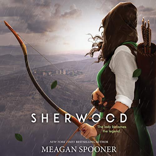 Sherwood audiobook cover art