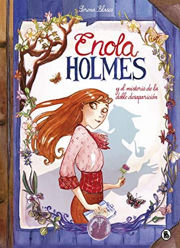 Enola Holmes y el misterio de la doble desaparición (Enola Holmes. La novela gráfica 1): La historia de la película