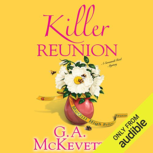 Killer Reunion audiobook cover art