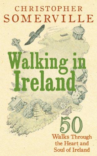 Walking in Ireland (English Edition)