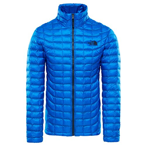 The North Face M Thermoball Full Zip Jacket Chaqueta, Hombre, Bomber Azul