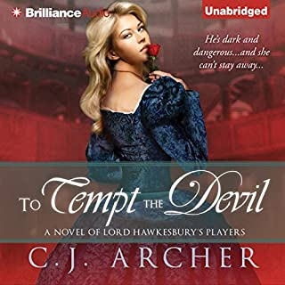 To Tempt the Devil audiobook cover art
