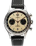 SUPAN002SN Seagull ST1901 Movimiento Zafiro Crystal Reloj Cronógrafo Panda 1963