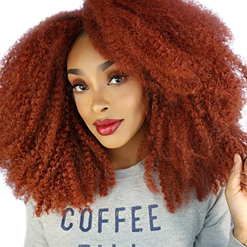3 Packs Marley Twists Braiding Hair Afro Kinky Marley Braids Hair...