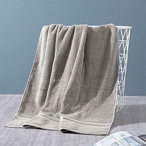 IAMZHL Juegos de Toallas de baño de algodón Toallas de baño absorbentes para Adultos Color sólido Toalla de Ducha de Mano Suave y Agradable para el baño-a8-1PCS 70x140 cm