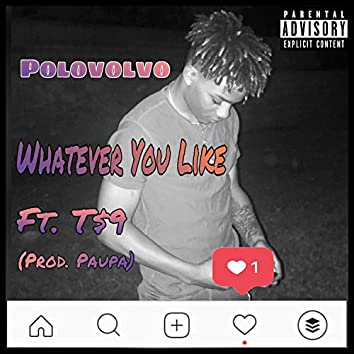 Whatever You Like (feat. T$9)