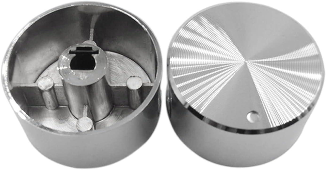 2Pcs Set Colorado Springs Mall All items free shipping Rotary Switch Gas Parts Stove Roun Knob