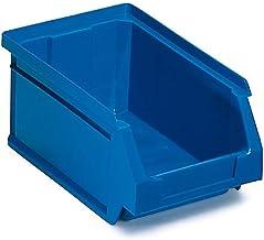 Tayg 251023 stapelbare lade nr. 51 opbergbox 51 / stapelbox / sorteerhulp / 170 x 100 x 80 mm / blauw / 0,8 liter