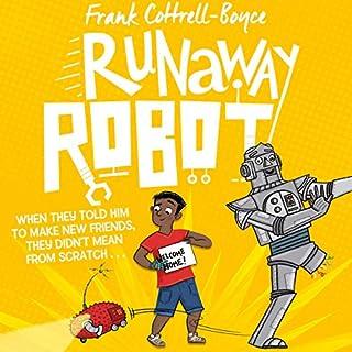 Runaway Robot cover art