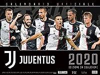 JUVENTUS 2020-公式カレンダー(44x33)