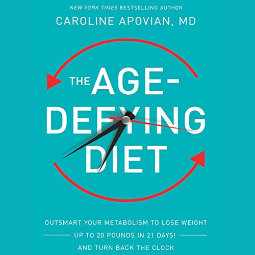 The Age-Defying Diet cover art