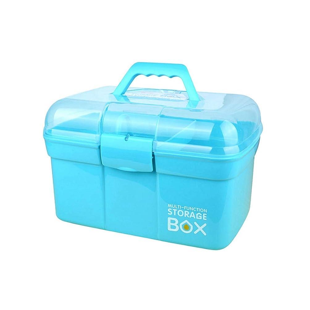 マカダム設計図全くJiyaru 救急箱 緊急 防災 救急ボックス 薬箱 救急ケース おしゃれ 応急手当 薬入れ ボックス 応急処置 くすり 収納 ケース プラスチック スポーツ ハンドル付