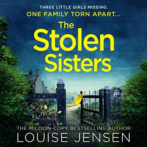 The Stolen Sisters cover art