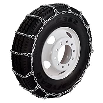 Peerless Truck Tire Chain with Rubber Tighteners, #222830