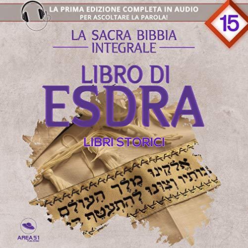 Libro di Esdra copertina