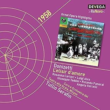 Donizetti: L'elisir d'amore (Highlights)