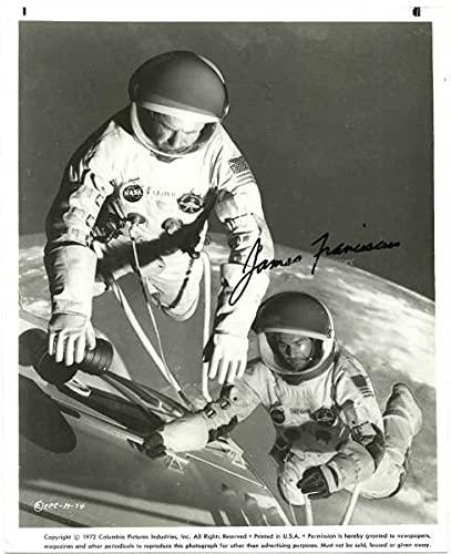 1969年 宇宙からの脱出 ジェームズ・フランシスカス サイン フォト 他、ロビーカード1枚付き