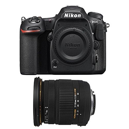 Nikon D500 + Sigma 17-50 DC OS EX HS