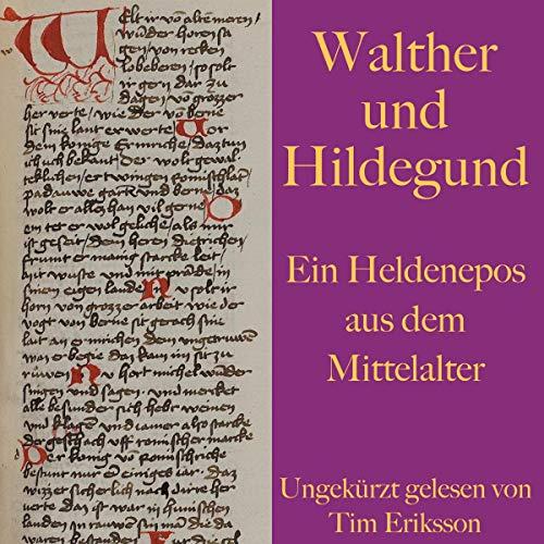 Walther und Hildegund Titelbild
