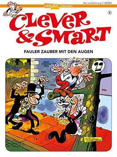 Clever und Smart 9: Fauler Zauber mit den Augen (9)