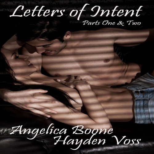 Letters of Intent audiobook cover art