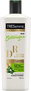 TRESemme Detox and Restore Conditioner 190ml