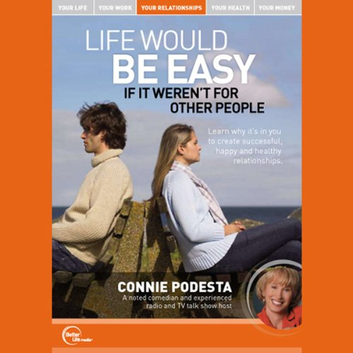 Life Would Be Easy If It Weren't for Other People (Live) audiobook cover art