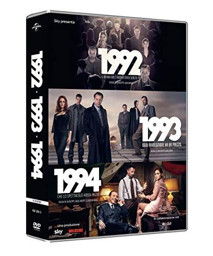 1992-1993-1994 - Collezione Completa (9 Dischi)