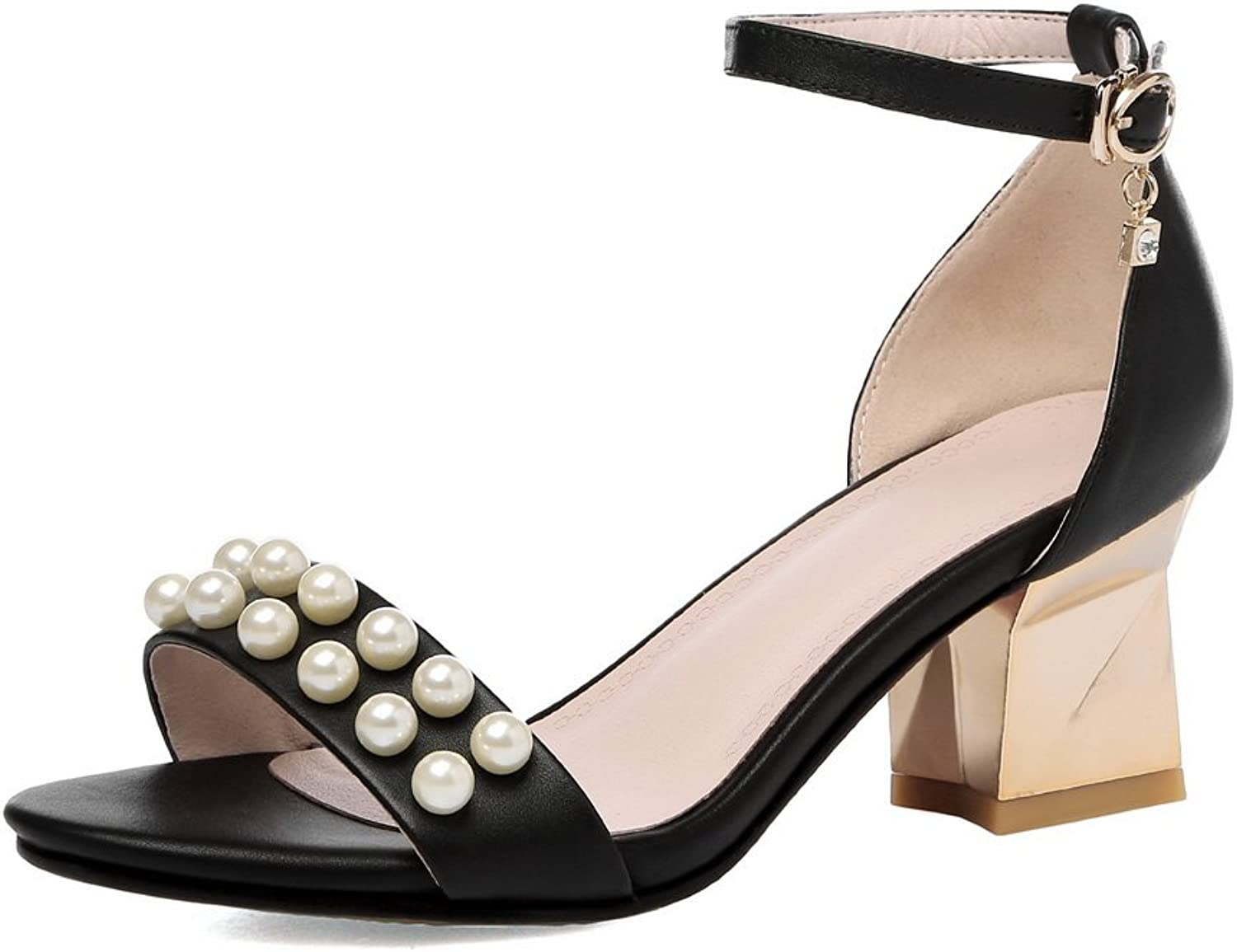 1TO9 Womens Studded Non-Marking Fashion Urethane Sandals MJS03339