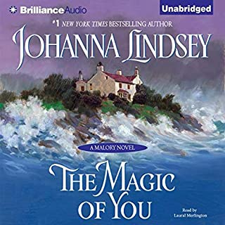 The Magic of You audiobook cover art