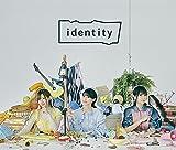 """【Amazon.co.jp限定】identity(""""イヤホンズ「identity」A4オリジナルクリアファイル"""" 高橋李依 柄A付き) [Blu-ray]"""