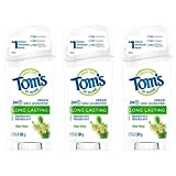 Tom's of Maine Long-Lasting Aluminum-Free Natural Deodorant for Women,...