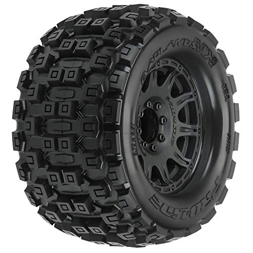 Proline Badlands MX38 3.8 Monstertruck +Raid 8x32 Felge