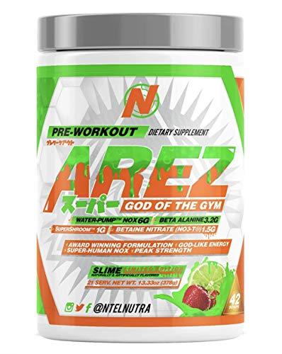 Arez Super: God of The Gym (Slime)