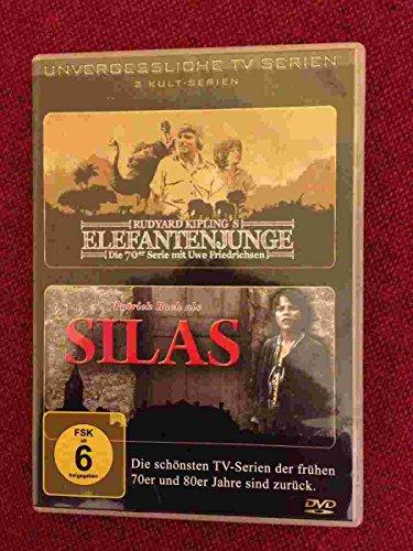 Elefantenjunge / Silas (2 Kult Serien)