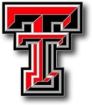 NCAA Texas Tech Red Raiders Logo Pin