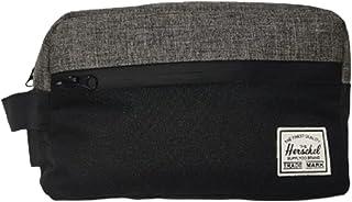 شنطة يد صغيرة سوداء للجنسين مع منفذ USB من هيرشيل