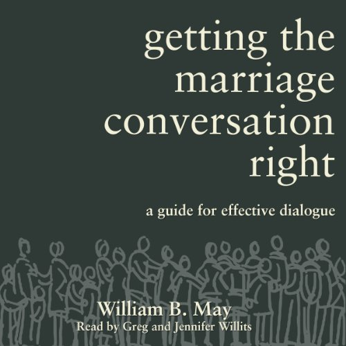 Getting the Marriage Conversation Right audiobook cover art