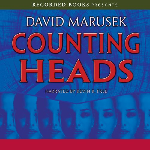 Counting Heads  audiobook cover art