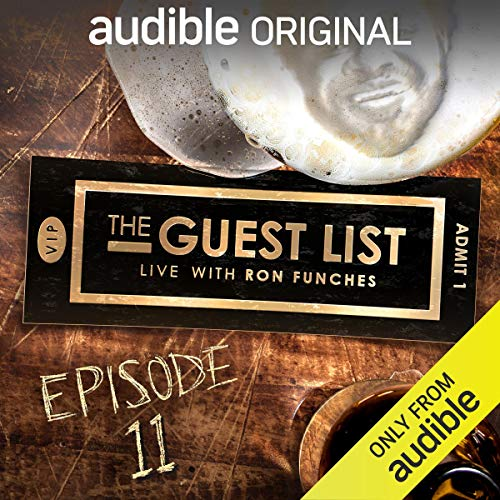 Ep. 11: Secret Service (The Guest List) copertina