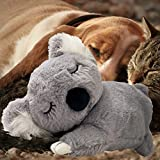 PULEIDI Heartbeat Dog Toy for Puppy - Puppy Dog Behavioral Aid Comfort Toy for Anxiety Relief,Sleep Aid with Heartbeat Simulator