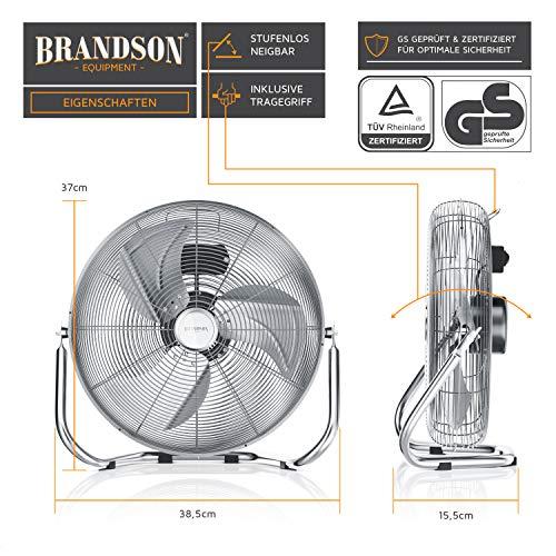 Retro Ventilator Brandson – Windmaschine Bild 2*