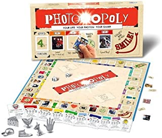 Photo Opoly Board Game by Late for the Sky