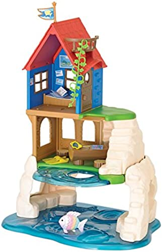 Calico Critters Secret Insel Playhouse Spielzeug