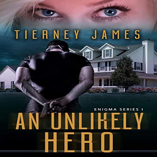 An Unlikely Hero audiobook cover art