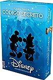 Devir- Juego de Mesa Código Secreto Disney en Portugues, Multicolor (BGCOSEDIPT)